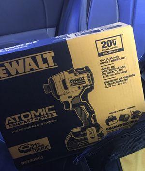 DEWALT atomic impact for Sale in Sanger, CA