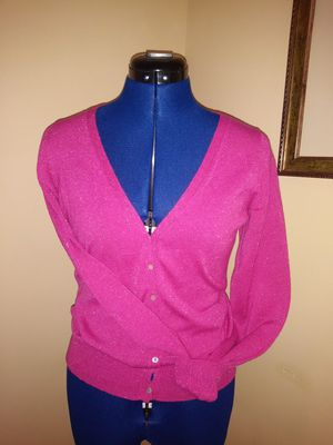Hot pink sweater for Sale in Springfield, MA