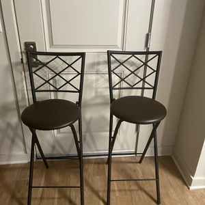 2 Sets Of Bar Stool For Sale for Sale in Seattle, WA