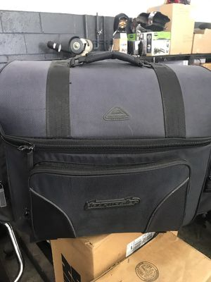 TOURMASTER MOTORCYCLE LUGGAGE BAG for Sale in Stone Park, IL