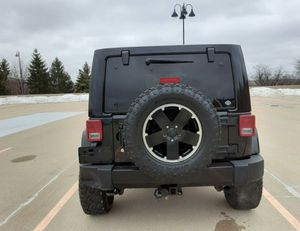 Nothing/Wrong 2012 JEEP WRANGLER SAHARA 4WDWheelSS for Sale in Adkins, TX