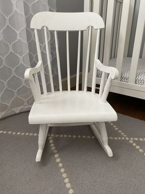Mini rocking chair for nursery for Sale in Portland, OR