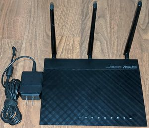 Router Asus RT-N66U Dark Knight for Sale in Miami, FL