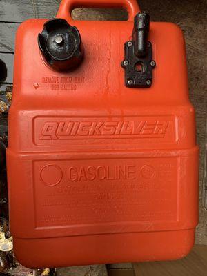 Quicksilver boat gas fuel tank for Sale in Powhatan, VA