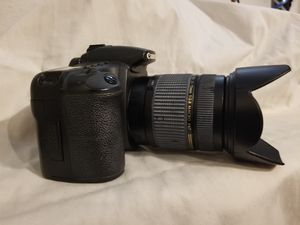 Canon EOS 20D Digital Camera with Lense for Sale in Austin, TX