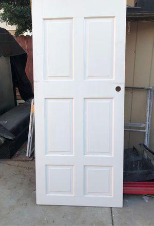 Heavy duty wood door for Sale in Los Angeles, CA