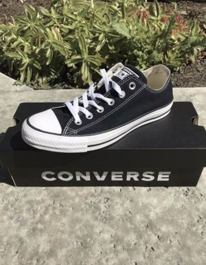 Converse low top ( Mens 7.5, 8, 9 / Women's 9.5, 10 ) ONLY ! for Sale in Anaheim, CA