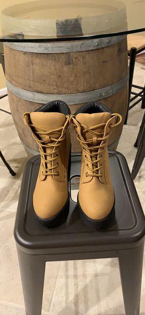 Work boot heels for Sale in Charlottesville, VA