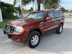 2008 Jeep Grand Cherokee TURBO DIESEL for Sale in Miami, FL