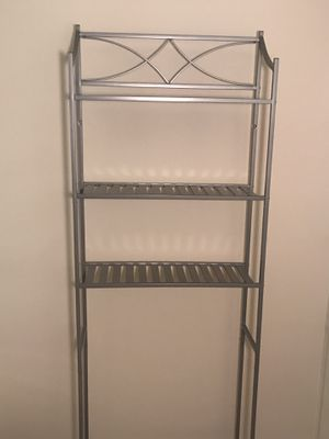 "Bathroom Storage Over the Toilet Space 67""H&24""W for Sale in Gainesville, VA"
