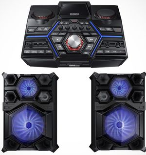 Samsung Mx-js9500 Giga Sound stereo/party machine/Dj equipment for Sale in Hilliard, OH