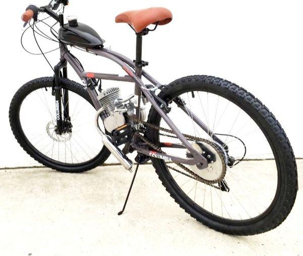 I build moto bikes