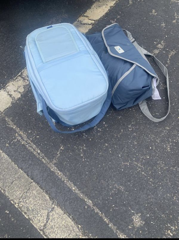 Picnic basket picnic mat/rug kid lunch bag