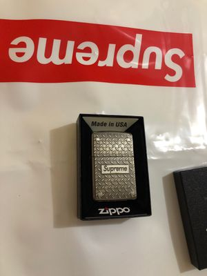 Supreme zippo for Sale in North Plainfield, NJ