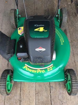 """Lawn mower lawnmower. Power Pro 22"""" for Sale in Everett, WA"""