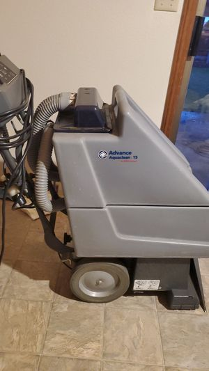 Carpet extractor for Sale in Vancouver, WA