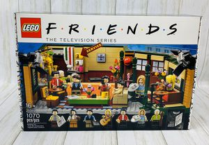 LEGO FRIENDS Central Perk Set Ideas 21319 Brand New In Hand Factory Sealed! for Sale in Chandler, AZ