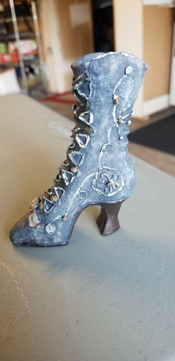 Vintage Boot Figure