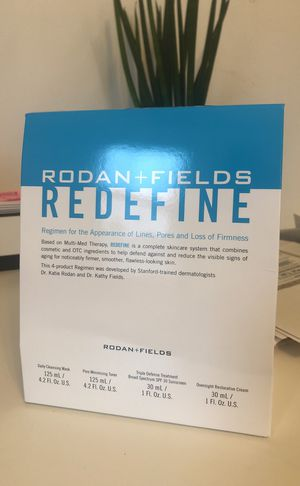 Rodan and fields redefine regimen new never opened for Sale in Clifton, NJ