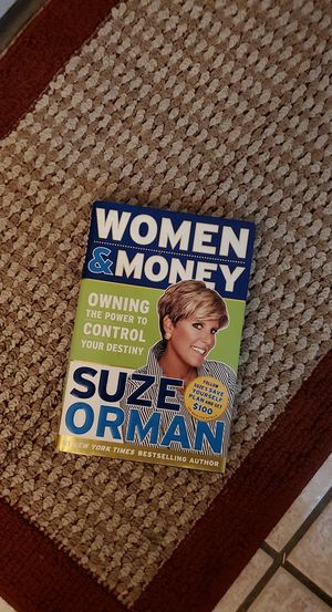 Woman & Money: Owning the Power to Control Your Destiny Book for Sale in Kennewick, WA