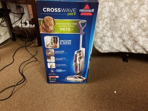 Bissell pet crosswave cordless for Sale in Dacula, GA