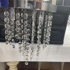 Ceiling diamonds chandelier hanging light decoration. for Sale in Winston-Salem, NC