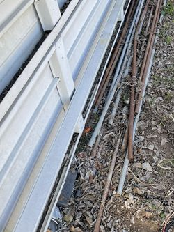 1/2 Inch Metal Pipes for Sale in Dallas,  TX