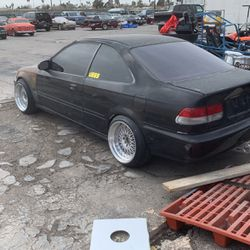 98 Civic Coupe Hx for Sale in North Las Vegas,  NV