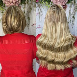 Extensiones human hair👩🏼 for Sale in Los Angeles, CA