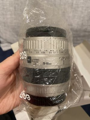 Minolta Film Camera Lens for Sale in New York, NY