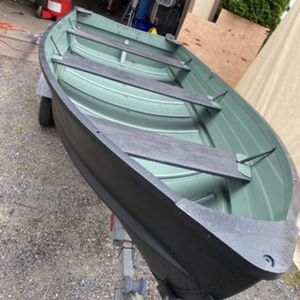12 Ft Aluminum Boat for Sale in Arlington, WA