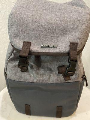 Manfrotto Camera Backpack 📸🎒 for Sale in Santa Clarita, CA