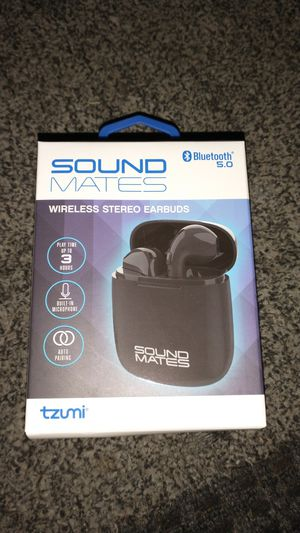 Bluetooth wireless stero earbuds for Sale in Corona, CA