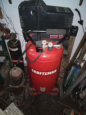 Craftsman air compressor 25 gallon for Sale in Kansas City, MO