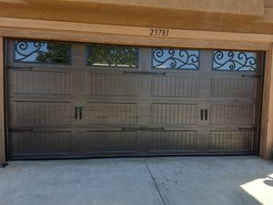 Garage doors for Sale in Perris, CA