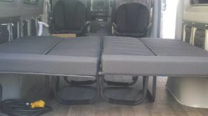 Camper van/ RV/ conversion seat bed futon for Sale in Bell Gardens, CA