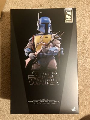 Star Wars Hot Toys Boba Fett for Sale in San Jose, CA