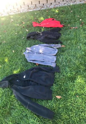 4 XL KIDS Hoodies NIKE, ADIDAS, RING OF FIRE, And SAN FRANCISCO Hoodie for Sale in Antioch, CA