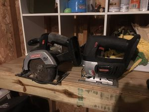 Craftsman saws for Sale in Alexandria, VA