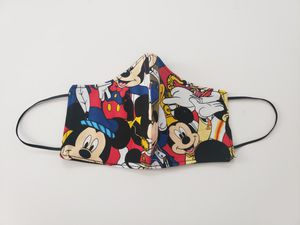 Mickey Mouse Face Mask Kids Sz m for Sale in Corona, CA