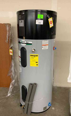 80 gallon AO Smith Water Heater with Warranty ZA for Sale in Addison, TX