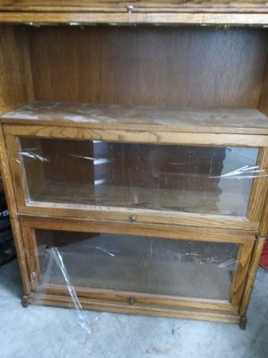 Antique display case for Sale in Norco, CA