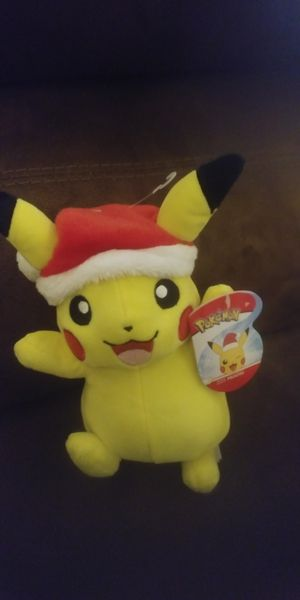 Christmas Pokemon plush for Sale in Los Angeles, CA
