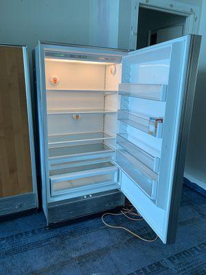 Subzero refrigerator and separate freezer for Sale in Miami, FL