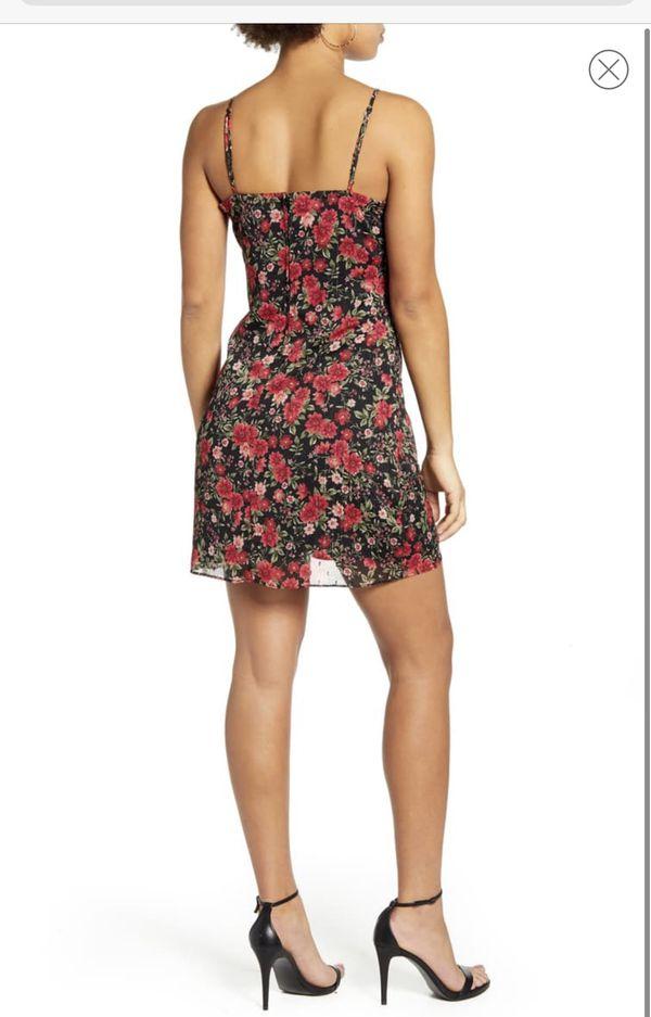 NEW -Floral dress