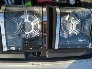 Dual subs for Sale in Kuna, ID