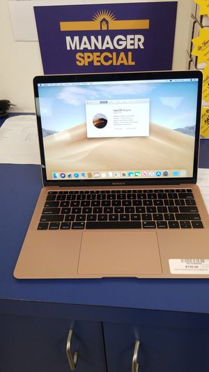 Mac OS Mojave Apple Laptop for Sale in Haines City, FL