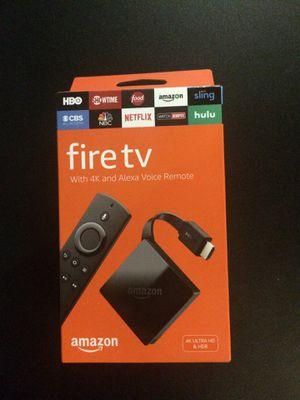 Amazon fire tv for Sale in Dallas, TX