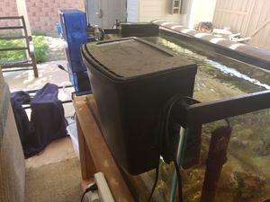 Seachem filter Tidal 110 for aquarium or fish tank for Sale in Oceanside, CA
