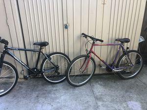 2 bikes for Sale in San Jose, CA